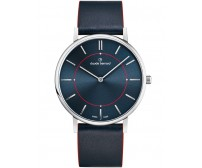 Ceas Claude Bernard Slim Line Two Hands