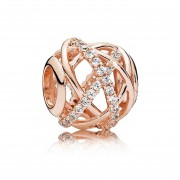 Talisman Abstract Pandora Rose Argint 925 CZ PANDORA
