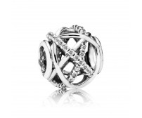 Talisman Abstract Argint 925 CZ PANDORA