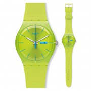 Ceas Swatch Lime Green