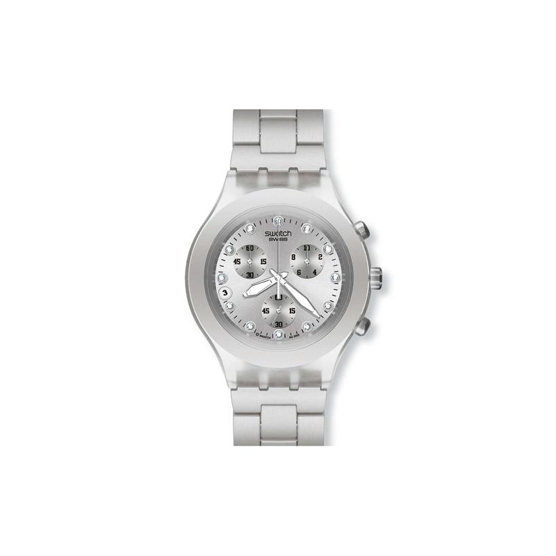 Ceas Swatch Full-Blooded Silver
