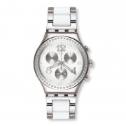 Ceas Swatch Secret Thought White
